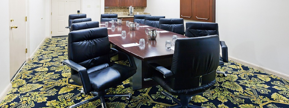 Boardroom at Radisson Hotel El Paso Airport