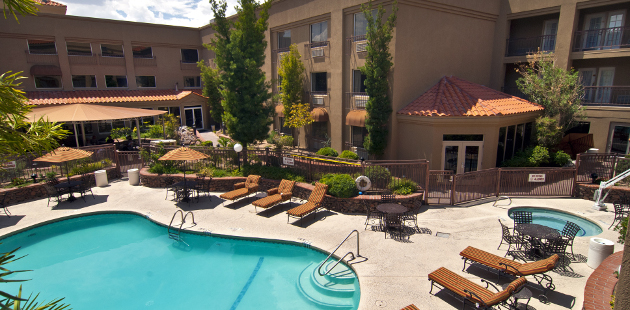 Hotels near el paso airport radisson hotel el paso airport - Homes for sale with swimming pool el paso tx ...