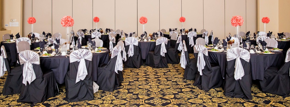 Radisson ballroom available for wedding receptions in El Paso