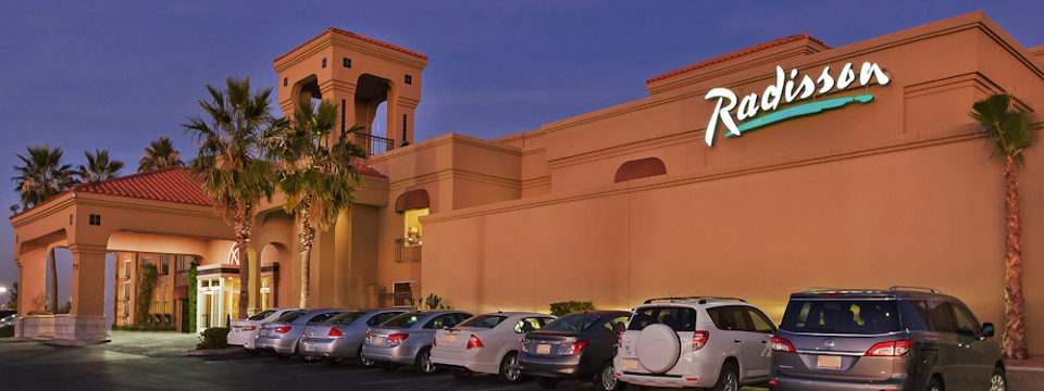 Free local shuttle service from Radisson Hotel El Paso Airport