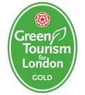 Green Tourism for London Gold Award