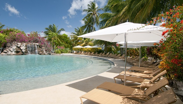 Outdoor Pool At This St George S Resort