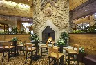 Green Bay Hotel Lobby Fireplace