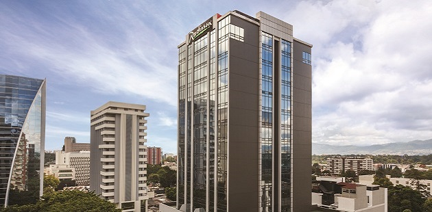 Radisson Guatemala City high-rise hotel