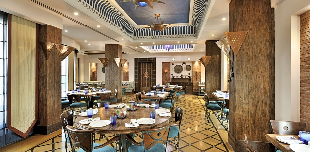 The Great Kabab Factory at Radisson Noida