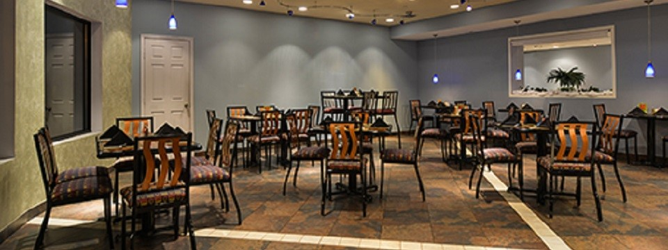On-site Dining at Baton Rouge Hotel