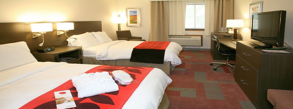 Standard Room with double beds