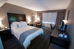 Radisson Hotel Winnipeg Downtown guest room