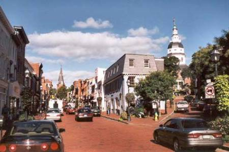 30 Minutes from Historic Annapolis and Baltimore