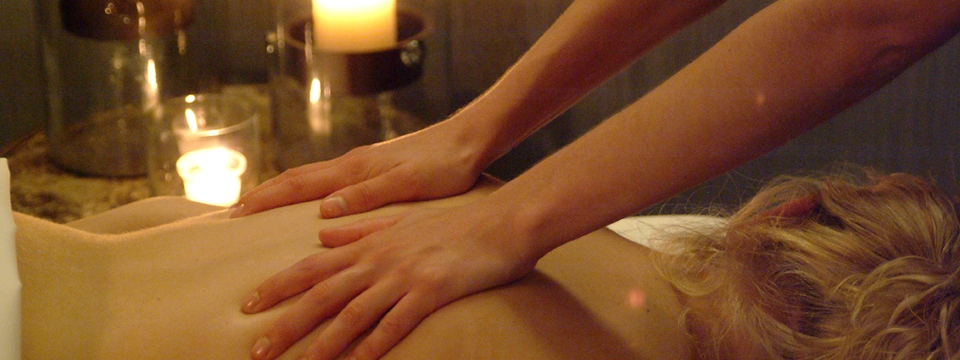 Spa massage service