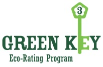 3 Key Rating - Green Key Eco-Rating Program