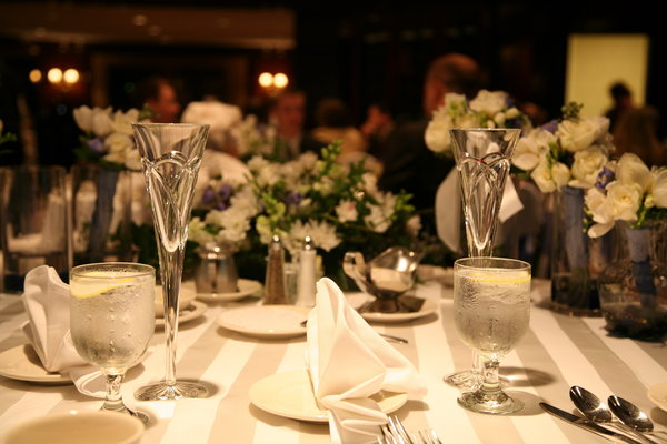 Wedding, Head Table