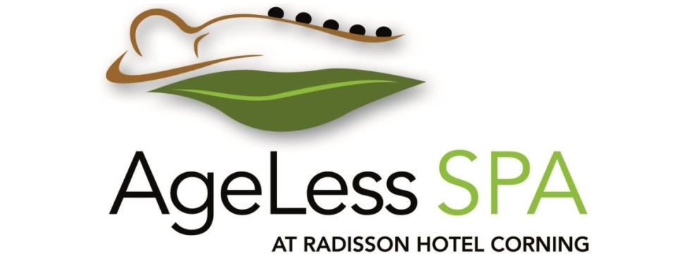 Salon services available at Radisson Hotel Corning