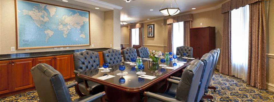 Meeting Rooms at the Radisson on Broadway