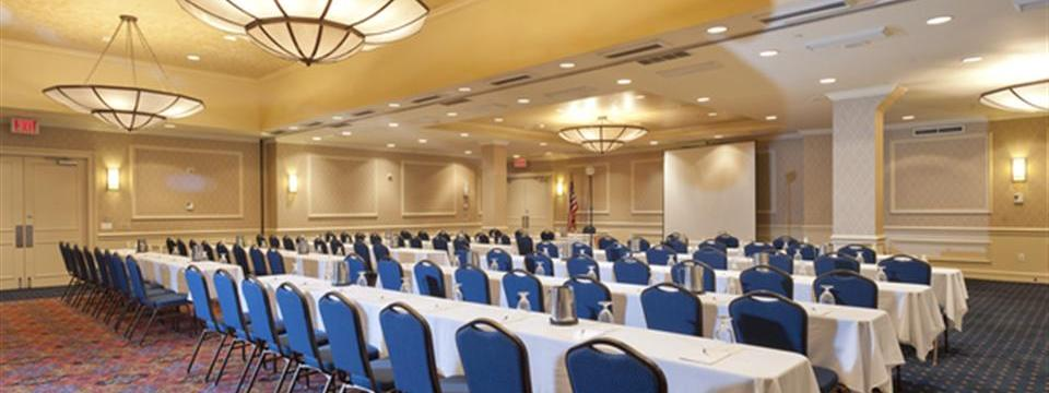 Radisson Martinique Hotel's Meeting Space in Manhattan