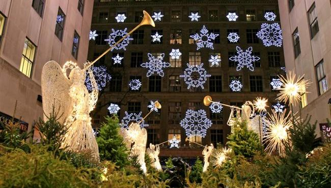 Rockefeller Center Holiday Events