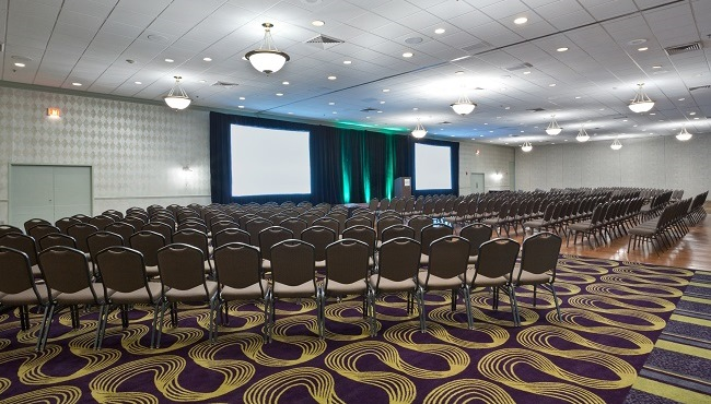 Meetings in the Grand Ballroom