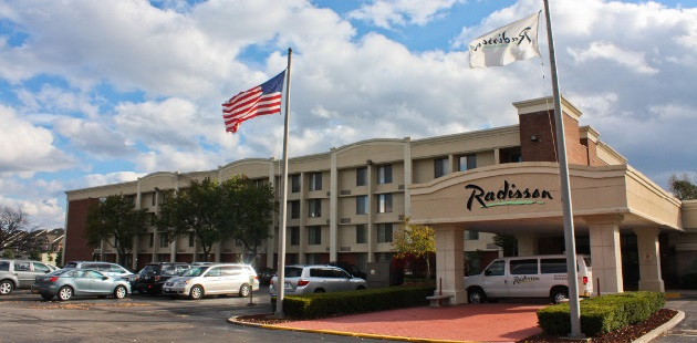 Rochester hotel exterior