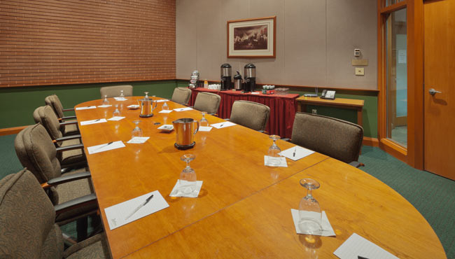 Boston Boardroom