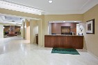 Cleveland Airport Hotel's Lobby