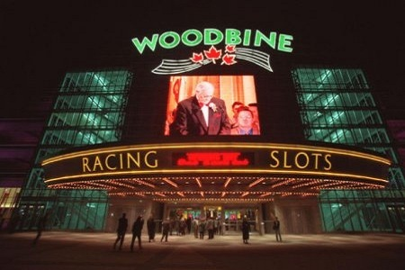 Woodbine Racetrack and OLG Slots