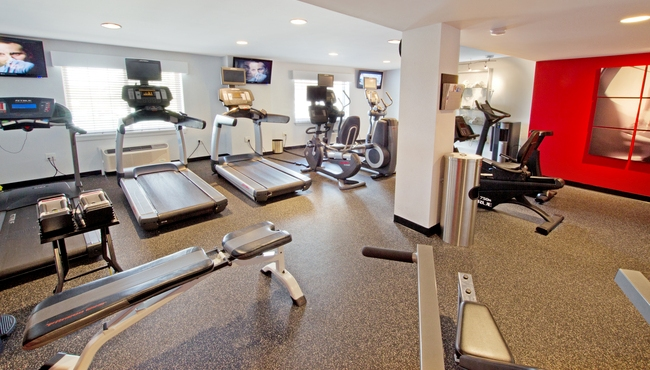 Business Center At Hotel In Harrisburg Camp Hill S Fitness