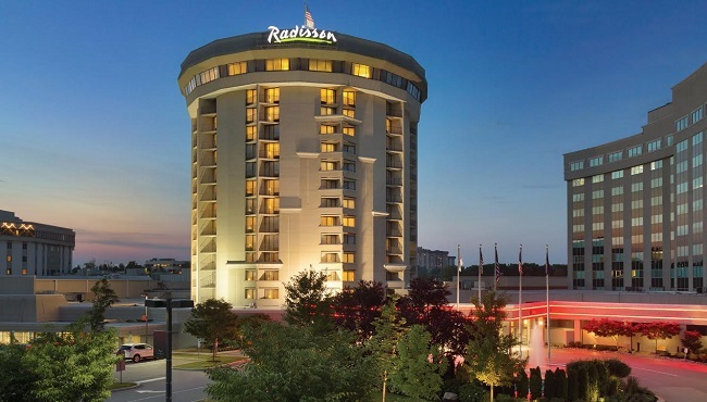 Radisson Hotel Valley Forge exterior