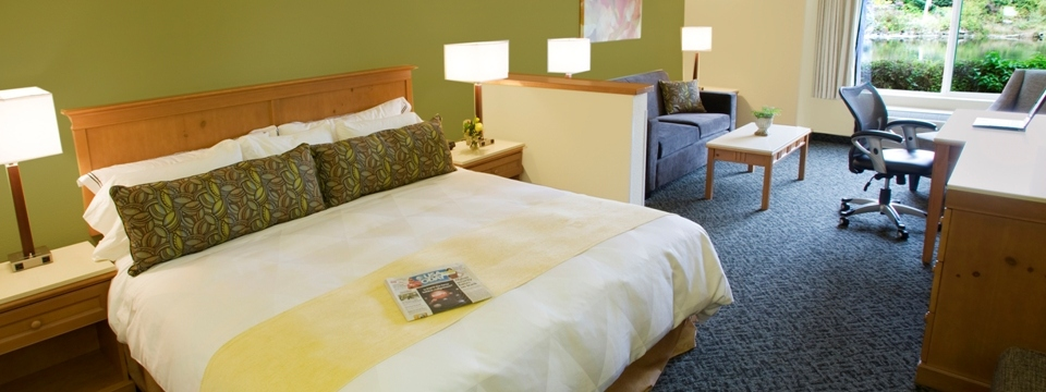 Accessible Hotel Rooms in Portland