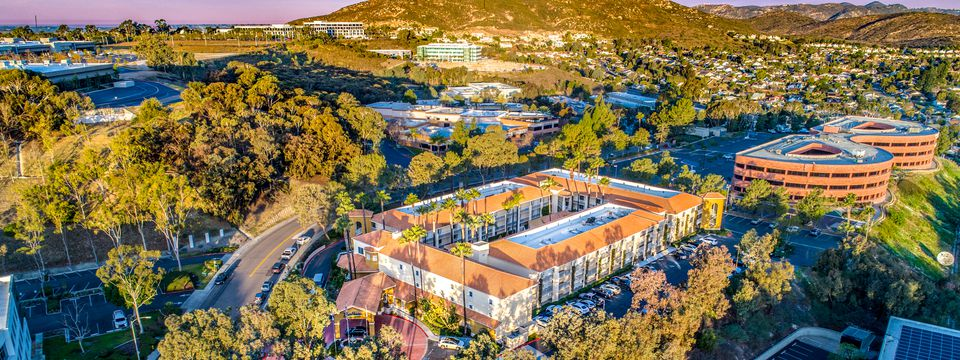 View over Rancho Bernardo, CA