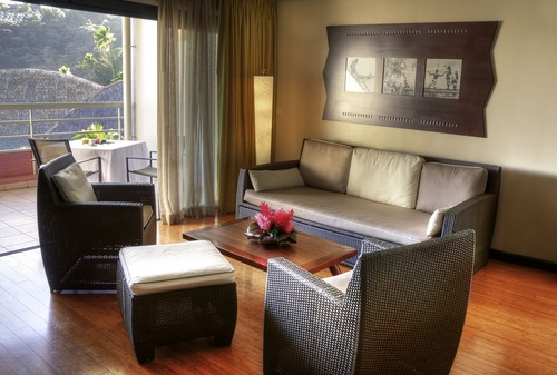 Relax in an Ocean View Suite
