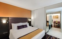 Sukhumvit hotel with Studio Deluxe Rooms