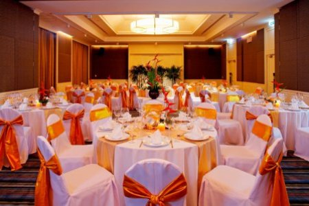 Sri Trang Banquet Set-up