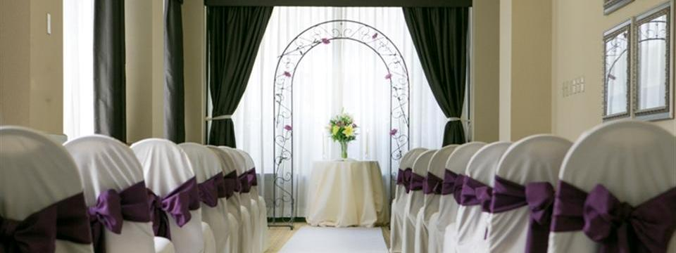 Nashville hotel with wedding ceremony facilities