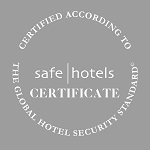 Safehotels Certificate