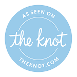 The Knot vendor badge