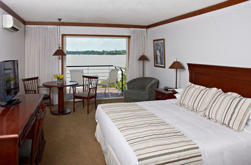 Deluxe Room with River View