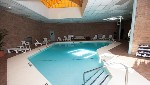 Indoor Pool at High Point Hotel