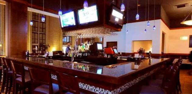 Hotel Bar And Tvs
