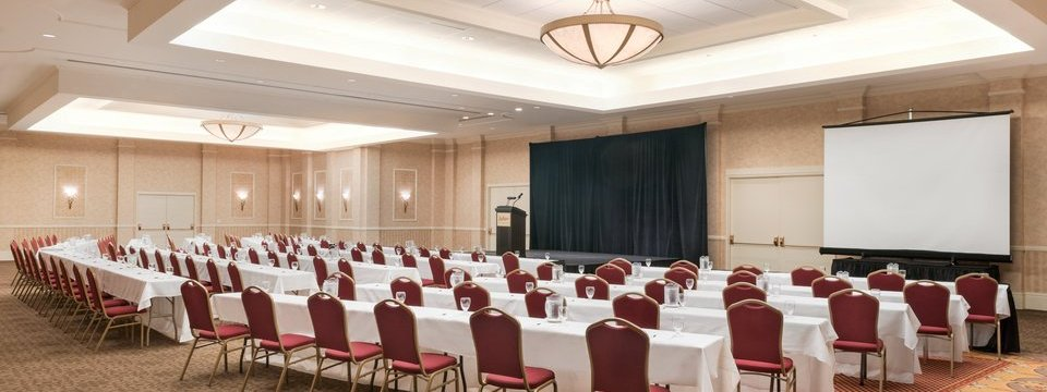 Ballroom space in Appleton