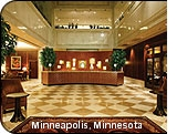 Radisson Minneapolis lobby