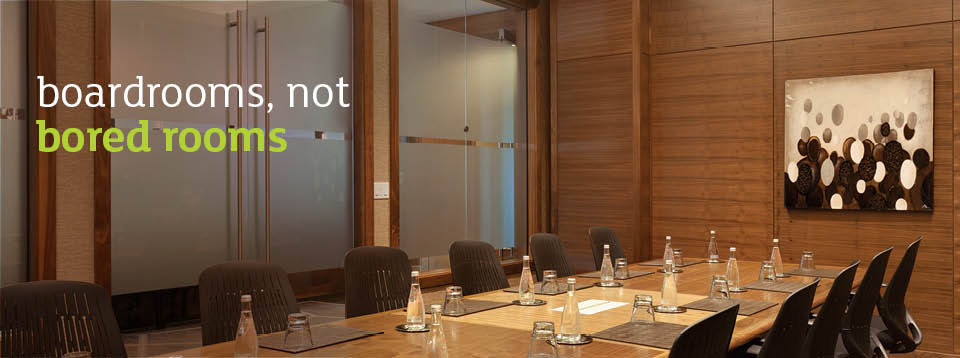 Meeting Success Enhancement Marquee Board Rooms