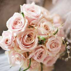 Bouqet of wedding flowers