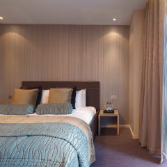 Radisson Blu Edwardian, New Providence Wharf bedroom