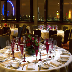 Parties and Private Dining at Christmas